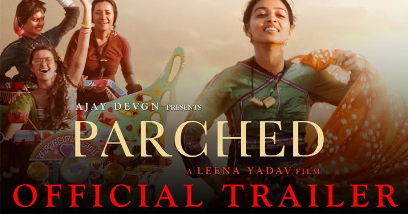 Parched Trailer| Rapidleaks