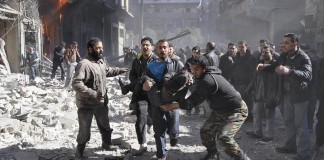 Syria bumb Blast