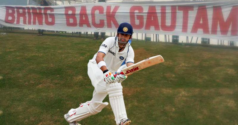 Bring Back Gautam