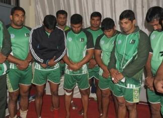 Kabaddi Team Pakistan