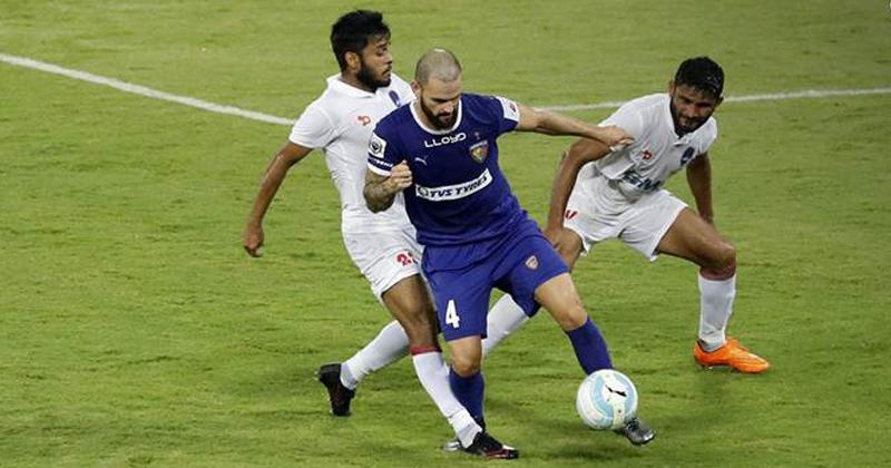Delhi Dynamos vs Chennaiyin FC