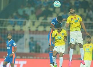 Kerala Blasters vs FC Goa