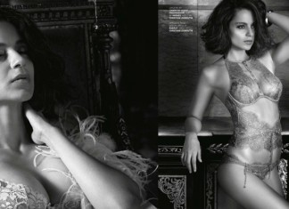 Kangana Ranaut GQ Photoshoot