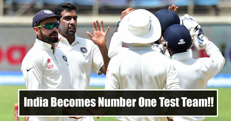 Number One Test Team