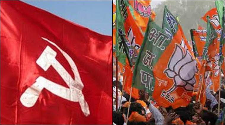 CPI(M) and BJP
