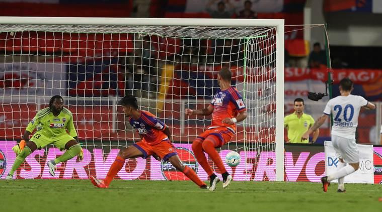 Pune City FC vs Mumbai City FC