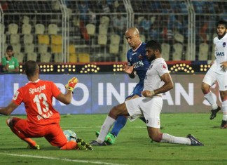 Delhi Dynamos vs FC Goa