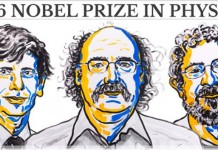 Nobel Physics Prize