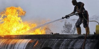 Fuel Tanker Explosion In Mozambique