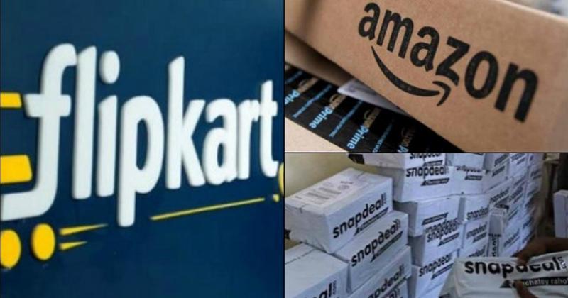 Amazon And Flipkart