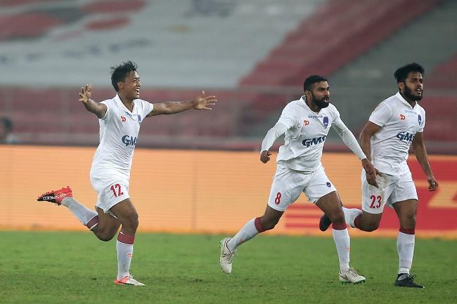 Delhi Dynamos vs Atletico de Kolkata