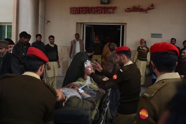Pakistani Civilians