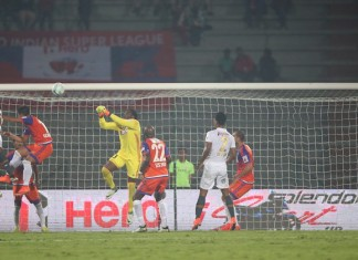 NorthEast United vs FC Pune City