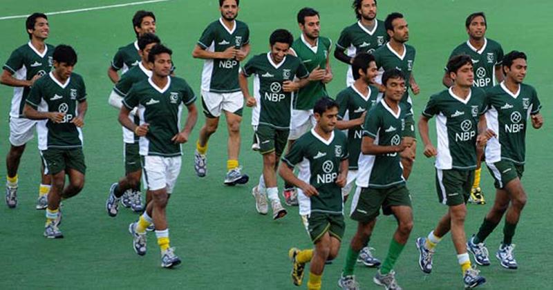 Pakistan Junior Hockey team