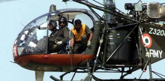West Bengal Helicopter Crash