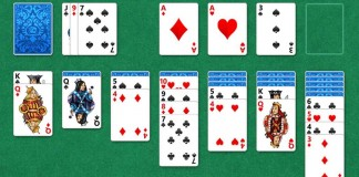 Microsoft's Solitaire Game