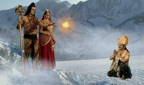 Shiva and shami