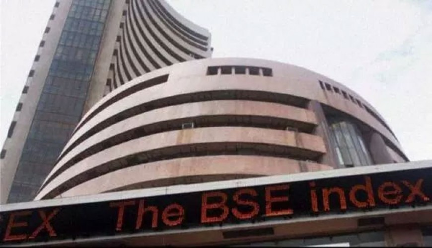 Sensex gets strong, Indian Rupee also moves up.
