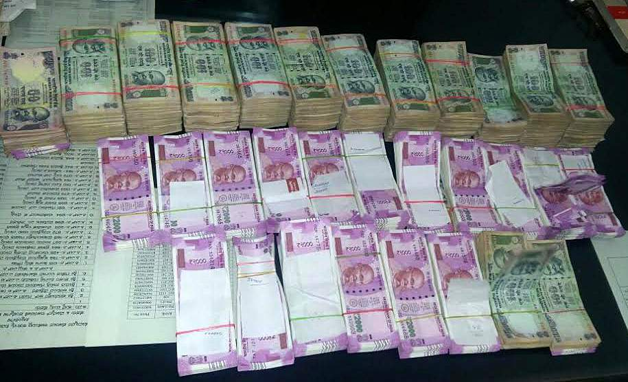 Hawala operator arrested