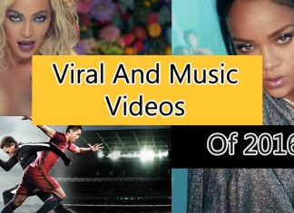 These Are Most Watched Videos On Youtube In 2016