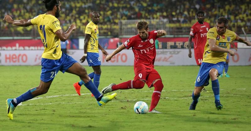 Emiliano Alfaro NorthEast United FC