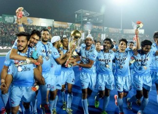 India Lifts Jr. Hockey World Cup