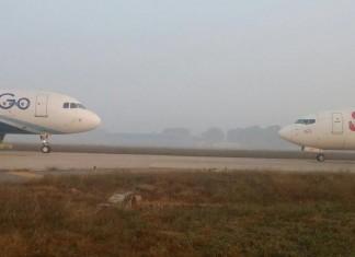 IndiGo and SpiceJet Aircraft