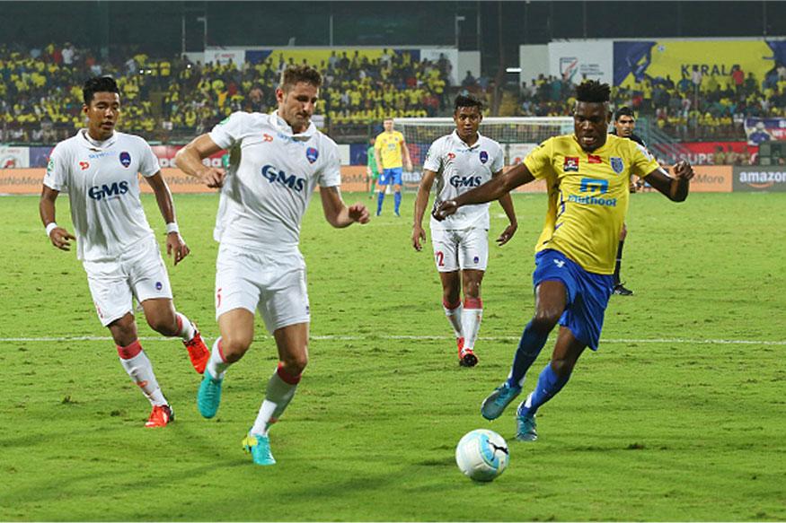 Kerala Blasters vs Delhi Dynamos
