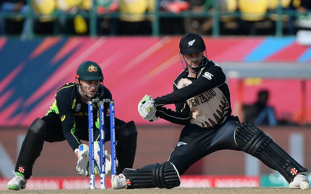 New Zealand, Australia and England t20 series
