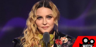 Madonna's Speech After Winning 'Woman Of The Year'