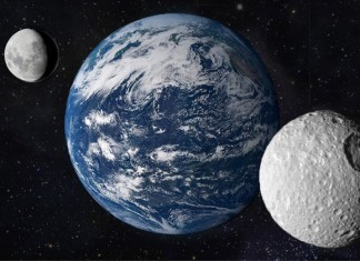 Earth Has A Second Moon