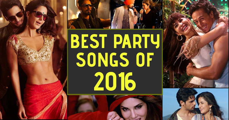 New Year's Dance Party Playlist