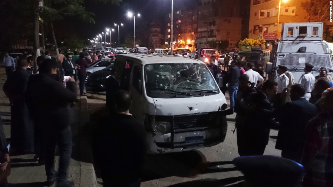 Egypt Terror Attack