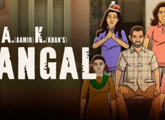 Dangal's Spoof