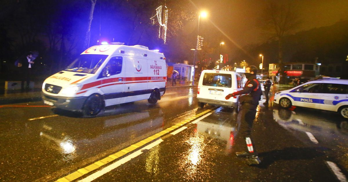 Istanbul Nightclub Shooting 2 Indians among 39 Killed.
