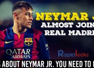 Neymar Jr Rapidleaks