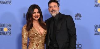 Priyanka Chopra and Jeffrey Dean Morgan