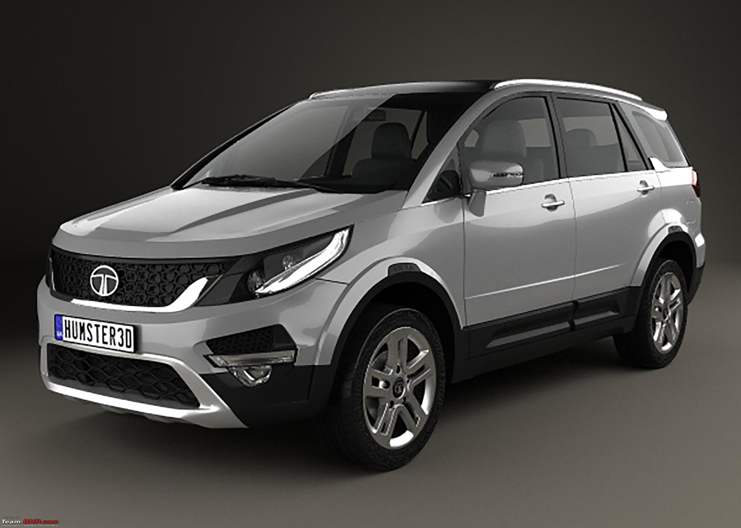 Tata Hexa Launched In India At Rs 11 99 Lakh Here Is