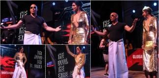 Vin Diesel And Deepika Padukone