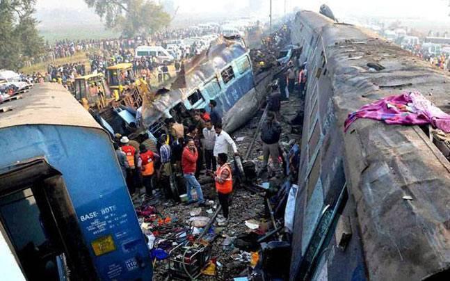 Train Derailment Cases