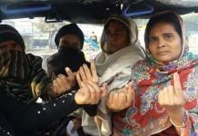 Uttar Pradesh Polling