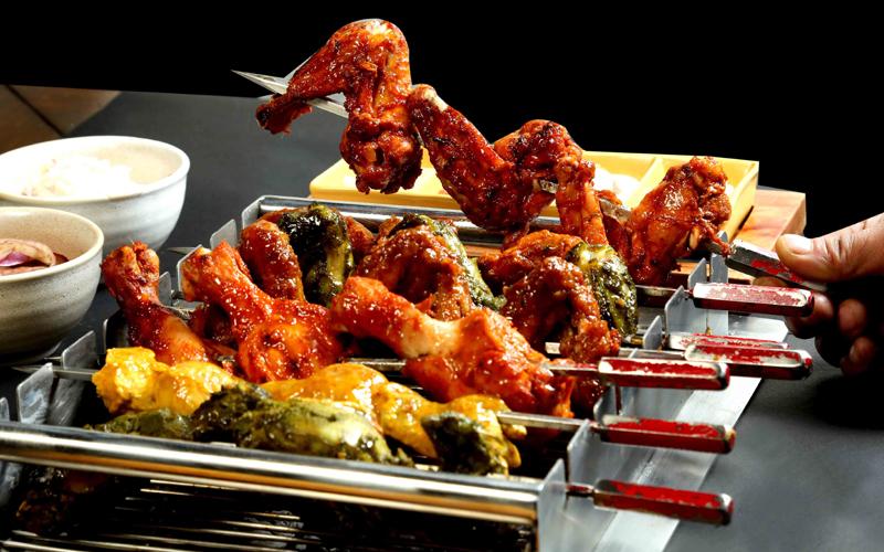 grillled chicken