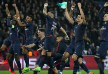 Paris Saint-Germain 4-0 Barcelona