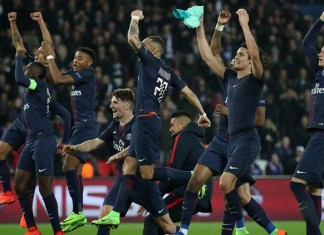 Paris Saint-Germain 4-0 Barcelona