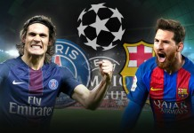 Paris Saint Germain vs FC Barcelona