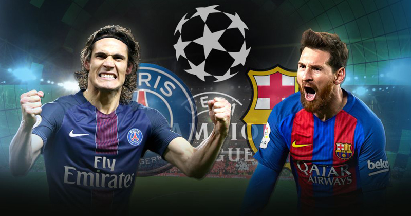 Paris Saint Germain vs FC Barcelona