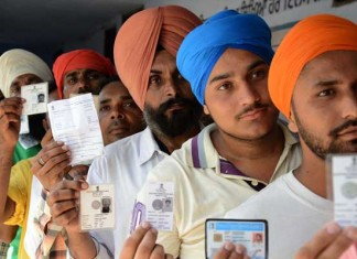 Re-polling Begins In Punjab