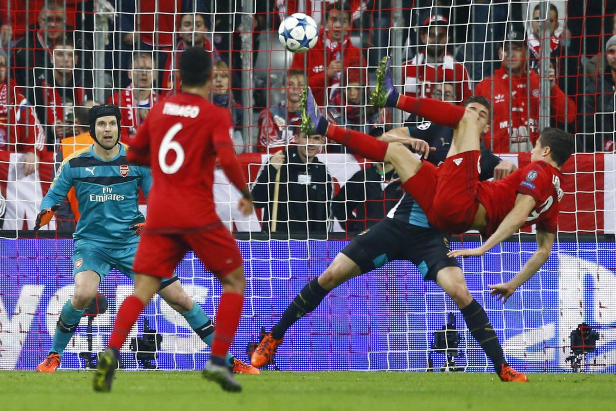 Bayern Munich 5-1 Arsenal: Twitter Reacts On The Goal Fest