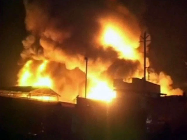 Six Killed In A Fire Breakout At A Factory In Hyderabad
