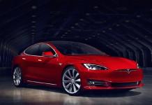 Tesla Model S P100DL